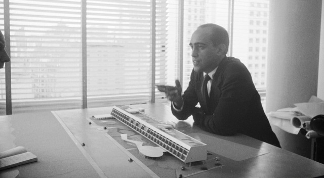 Oscar Niemeyer - Kurt Hutton