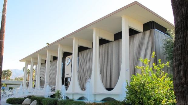 Coachella Valley Bank (Palm Springs, USA, 1961)