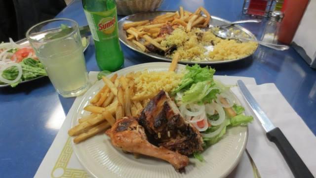 Newark lunch