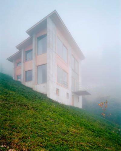 Haus eines Komponisten, Weerberg, AT. Foto 1996
